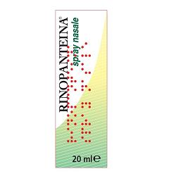 RINOPANTEINA SPRAY NASALE 20ML