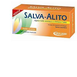 SALVA ALITO GIULIANI ARANCIO 30 COMPRESSE