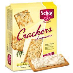 SCHAR CRACKERS ROSMARINO 210G