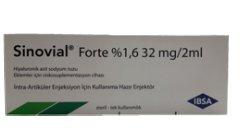 SINOVIAL FORTE UNA SIRINGA 1,6%