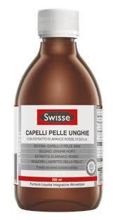 SWISSE CAPELLI PELLE UNGHIE 300 ML