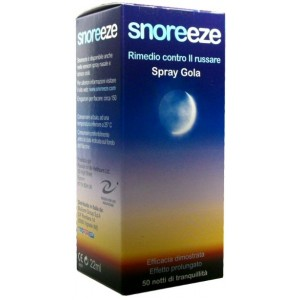 Snoreeze spray gola 23,5ml
