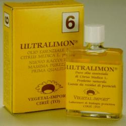 ULTRALIMON OLIO ESS BIO 10ML